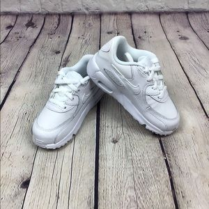 NEW AUTH NIKE AIR MAX 90 TODDLER SNEAKERS